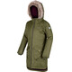 Regatta Hollybank Waterproof Jacket Kids Cypress Green
